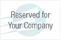 Reserved for Your Company